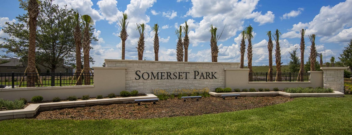 Somerset Park in Lake Nona