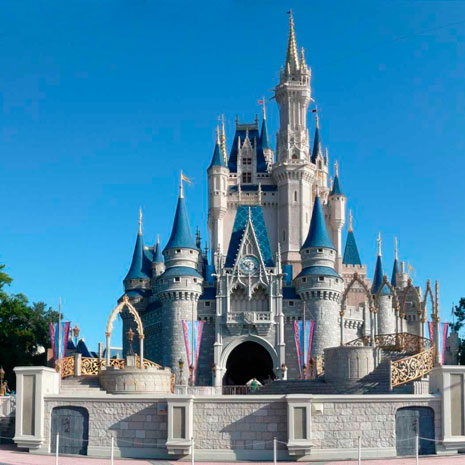 Como nasceu o Magic Kingdom na Disney World?